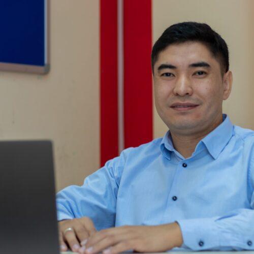 Daniiar Satybaldiev