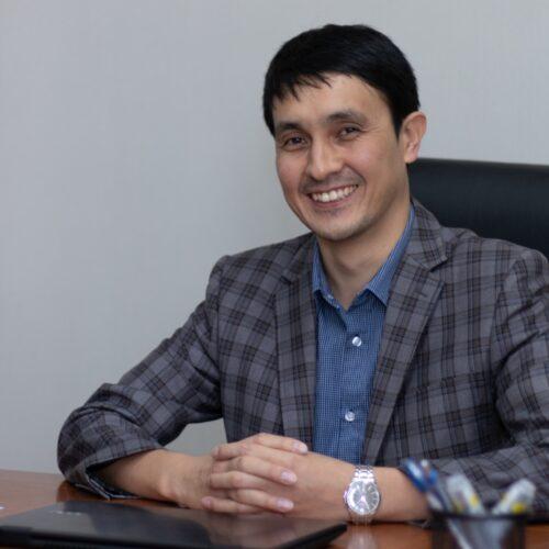 Kairat Moldashev